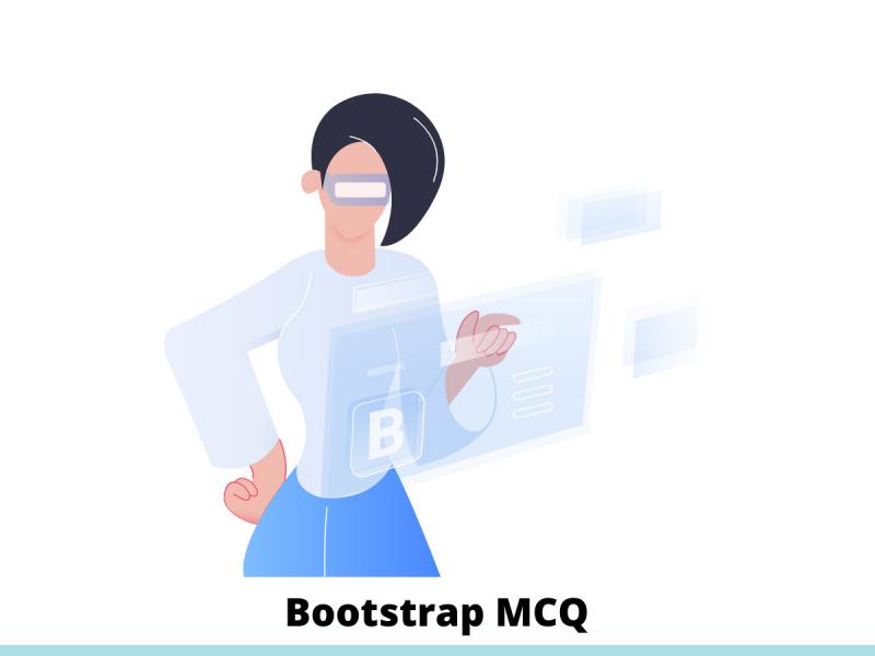 Bootstrap MCQ