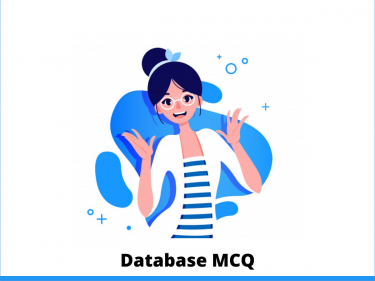 Database MCQ