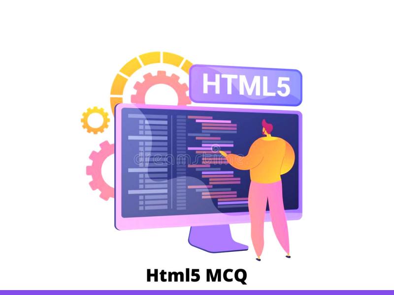 Html5 MCQ
