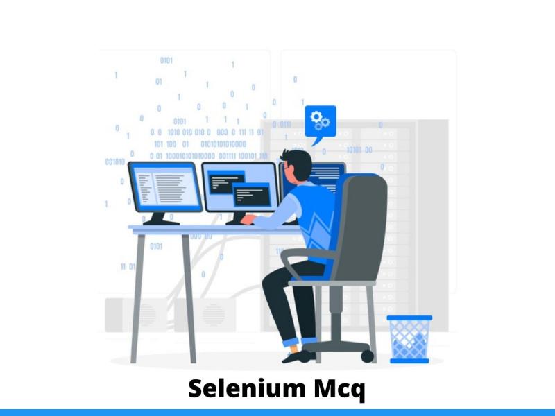 Selenium Mcq