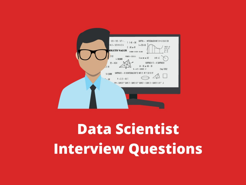 Data Scientist Interview Questions