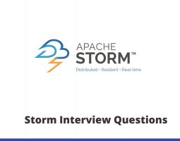 Storm Interview Questions