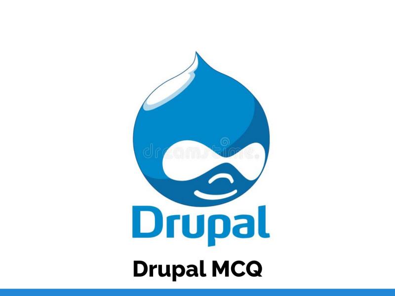 Drupal MCQ