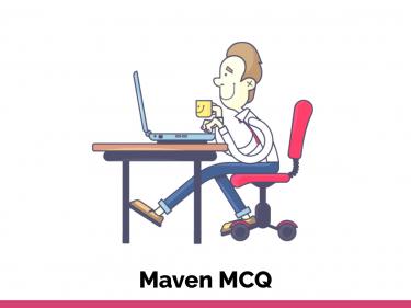 Maven MCQ