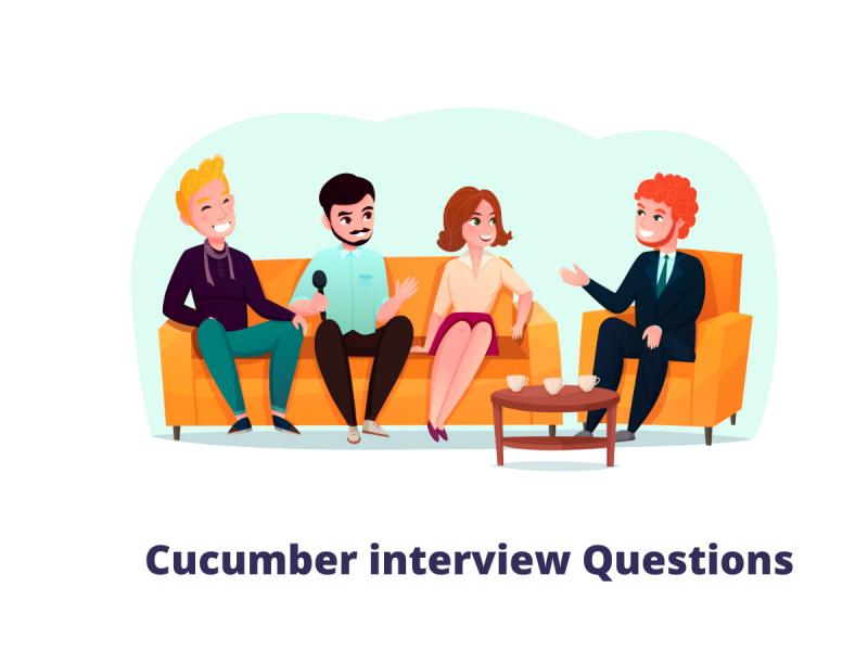 Cucumber interview Questions