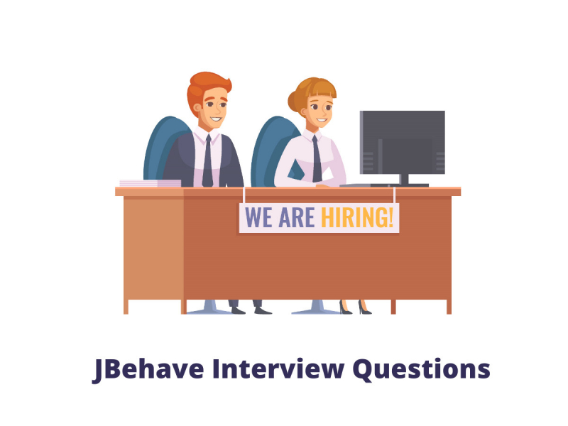 JBehave Interview Questions
