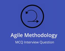 Agile Methodology MCQ
