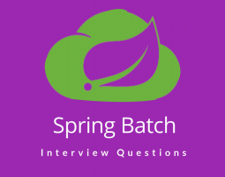 Spring Batch Interview Questions