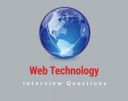 Web Technology Interview Questions