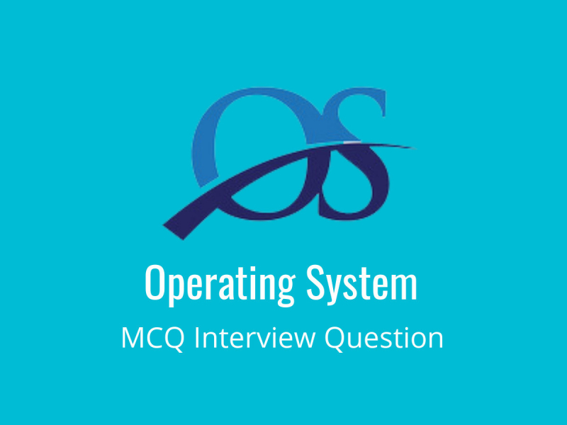 Operating System MCQ