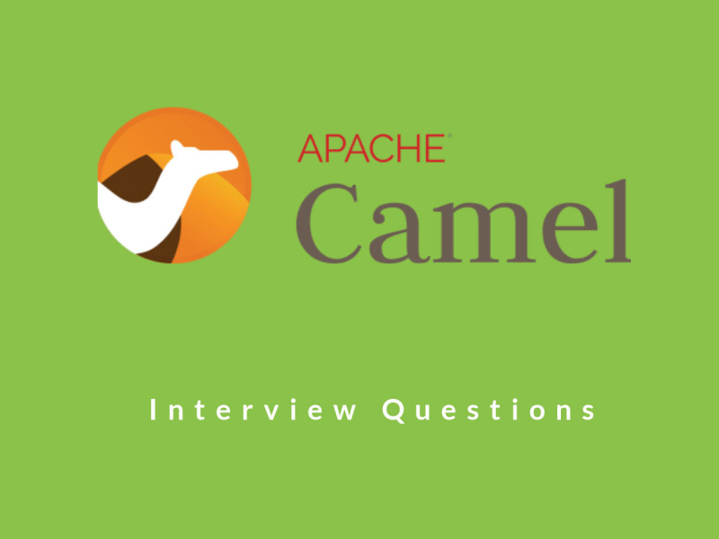 Apache Camel Interview Questions