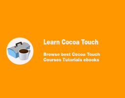 Learn Cocoa Touch
