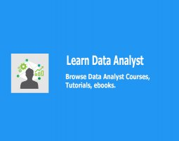 Learn Data Analyst