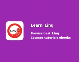 Learn Linq