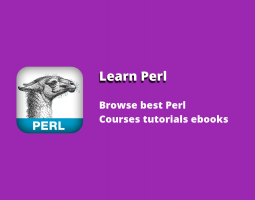 Learn Perl