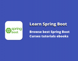 Learn Spring Boot