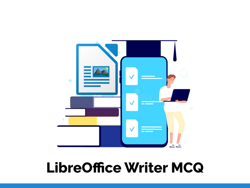 LibreOffice Writer MCQ