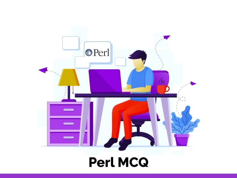 Perl MCQ