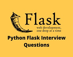 Python Flask Interview Questions