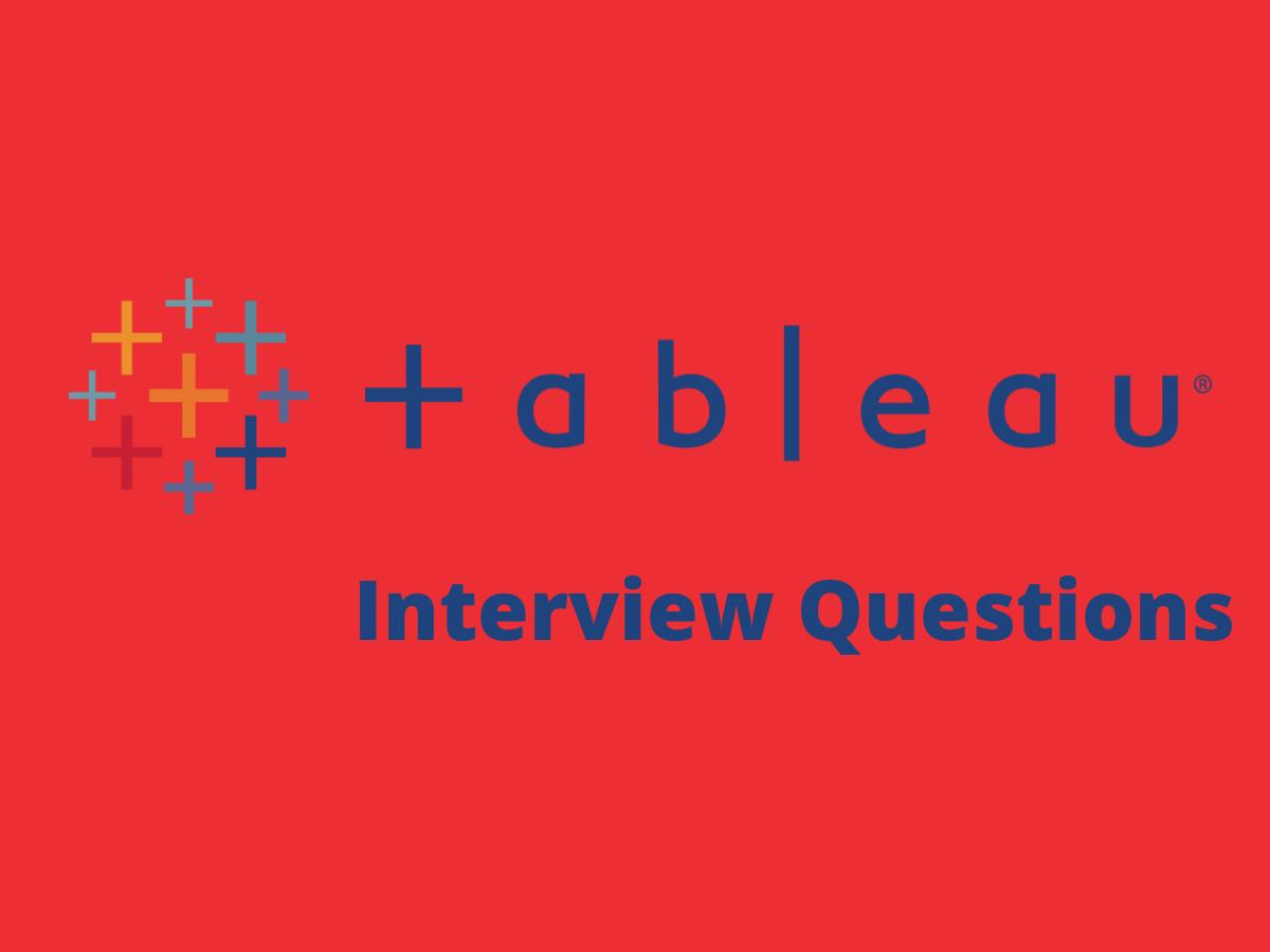60+ Tableau interview questions 2018
