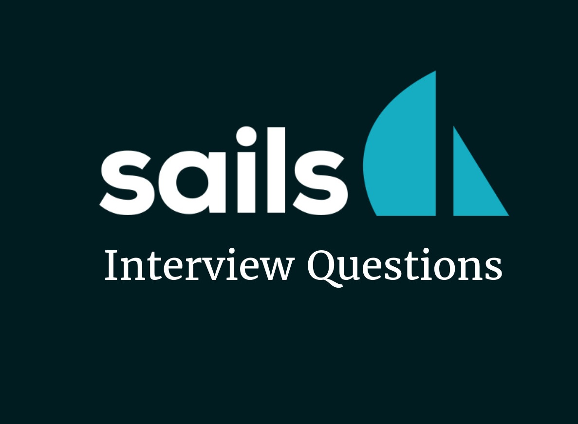 Sails.js interview questions