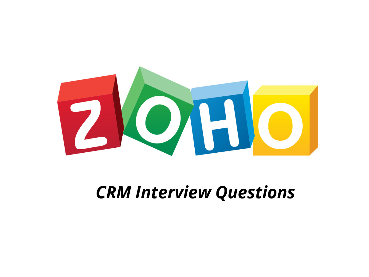 Zoho Interview Questions