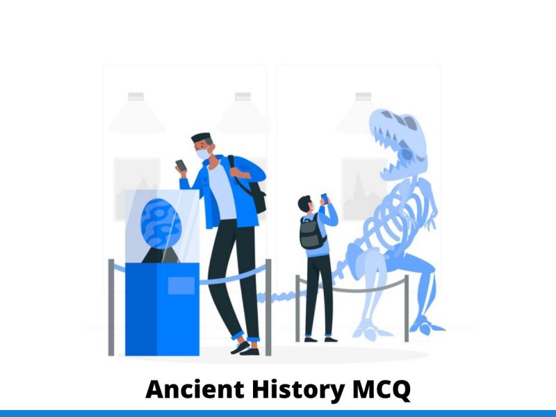 Ancient History MCQ