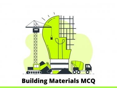 Building Materials MCQ