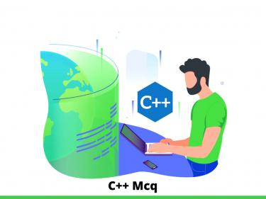 C++  Mcq
