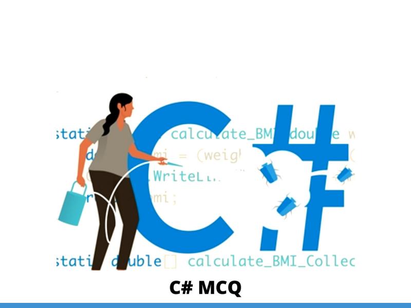 C# MCQ