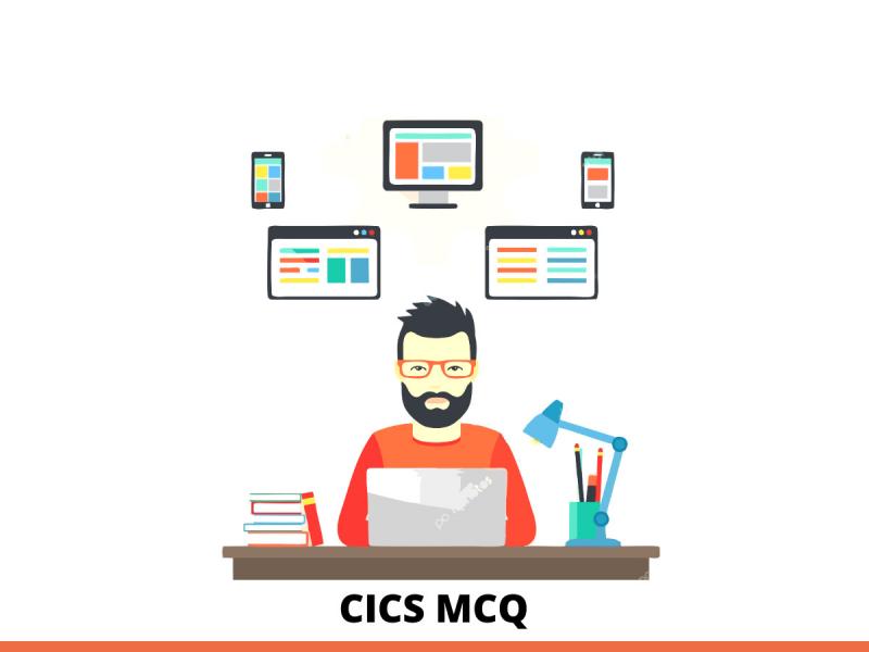 CICS MCQ