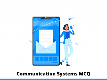 Communication Systems MCQ