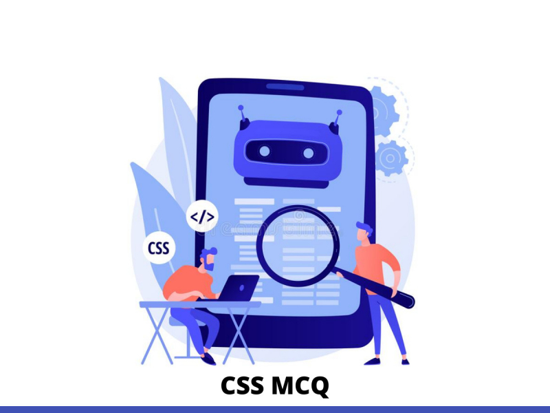 CSS MCQ
