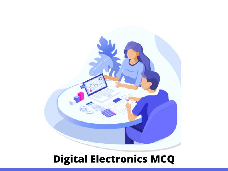 Digital Electronics MCQ