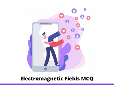 Electromagnetic Fields MCQ