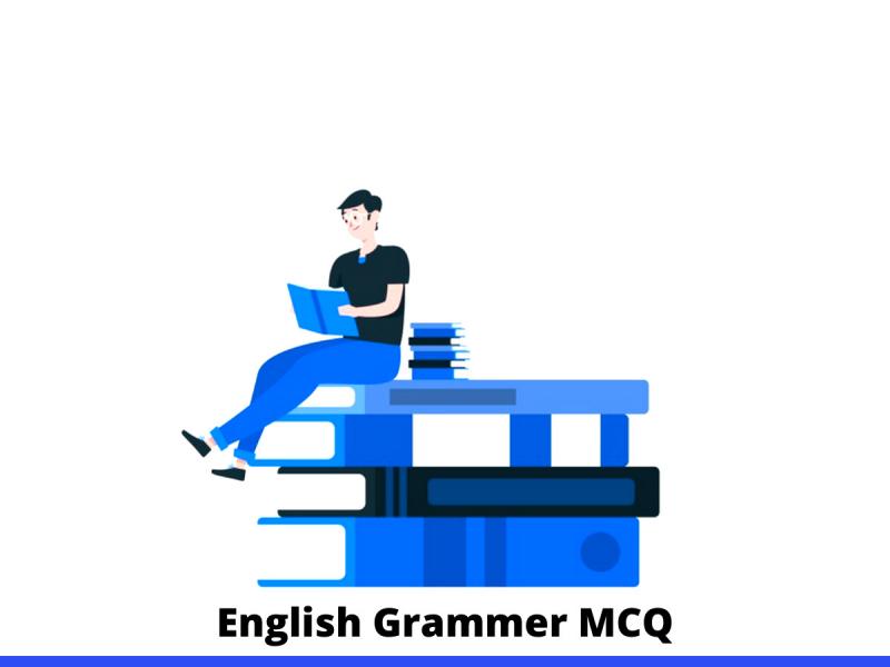 English Grammer MCQ