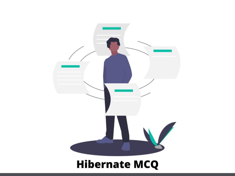 Hibernate MCQ