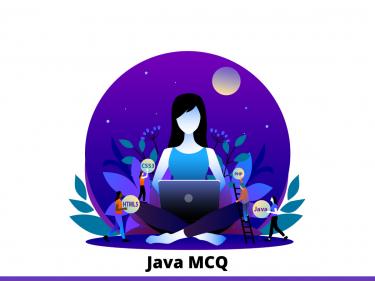 Java MCQ