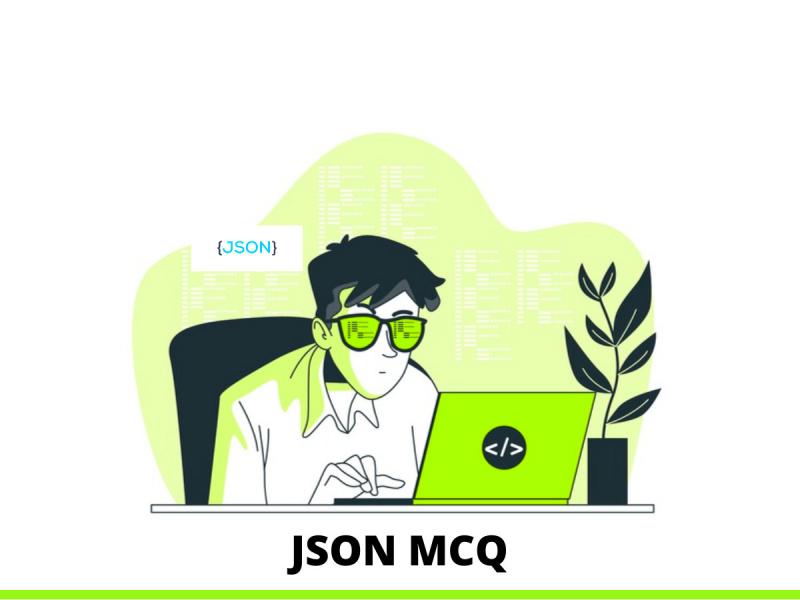 JSON MCQ