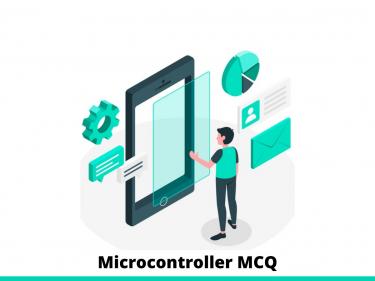 Microcontroller MCQ