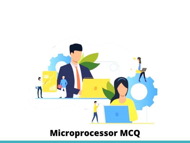 Microprocessor MCQ