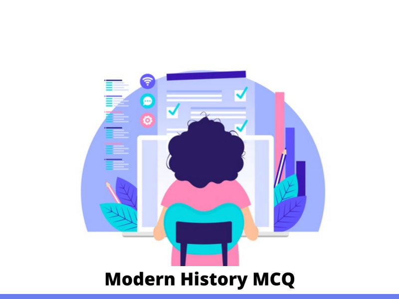 Modern History MCQ