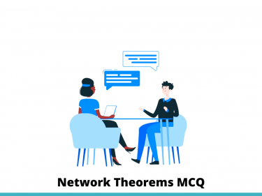 Network Theorems MCQ