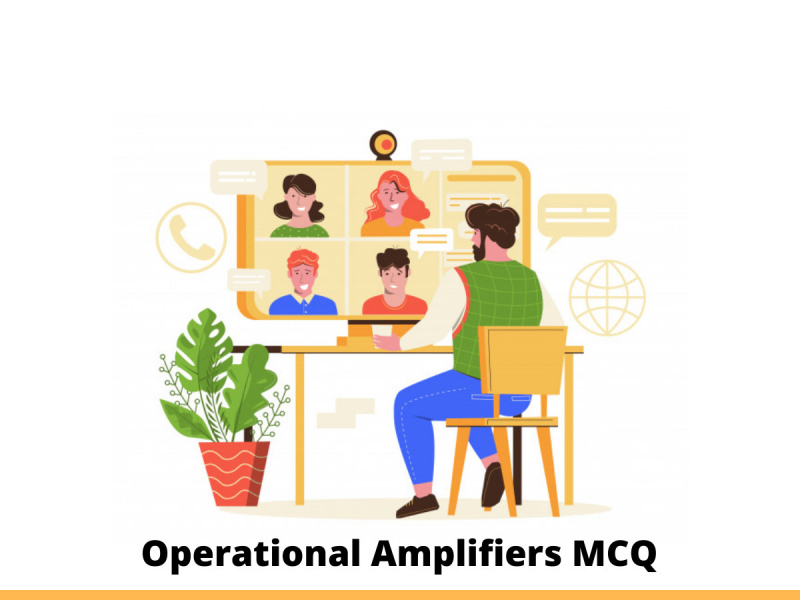 Operational Amplifiers MCQ