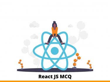 React JS MCQ