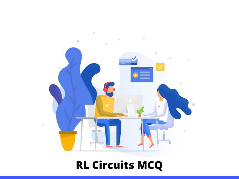 RL Circuits MCQ