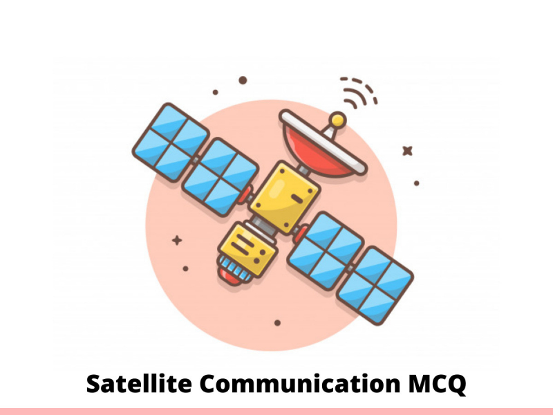 Satellite Communication MCQ