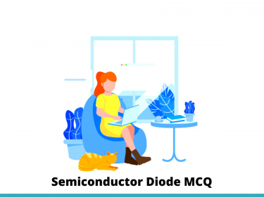 Semiconductor Diode MCQ