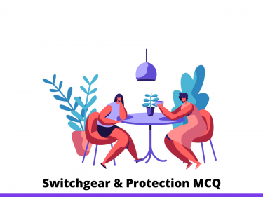 Switchgear & Protection MCQ