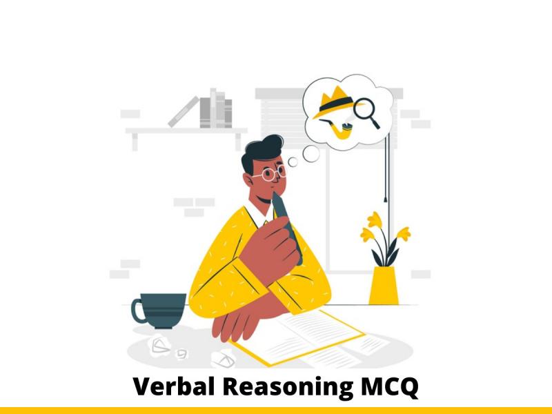 Verbal Reasoning MCQ